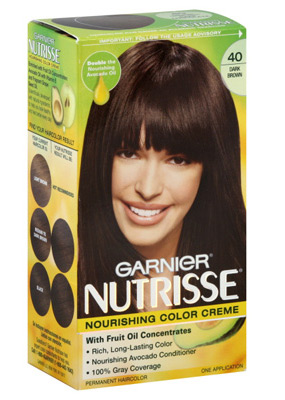 Garnier Nutrisse Permanent Hair Color