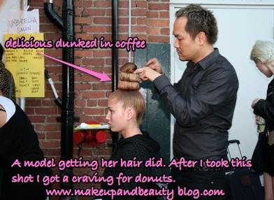 model-donut-hair