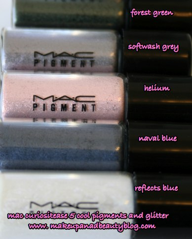 mac-curiositease-5-cool-pigments-glitter-all
