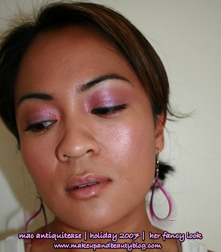 mac-cosmetics-makeup-antiquitease-milady-engaging-mineralize-eye-shadow-fotd-1