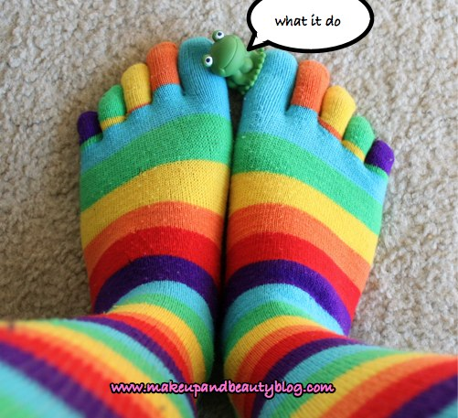 toe-socks