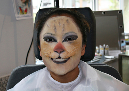 Halloween Ideas with Kryolan Professional Makeup - Makeup and ...