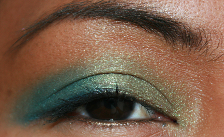 mac-cosmetics-parrot-fotd-sprout-eye-4