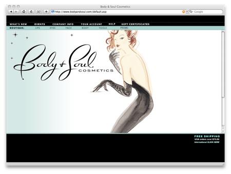 body&soul cosmetics