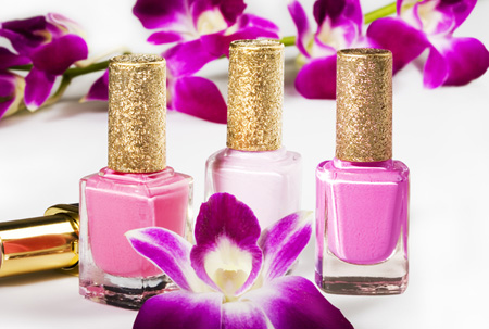 pink-nails-orchid
