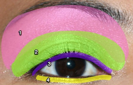mac-cosmetics-chanel-green-gold-fotd-070608-eyemap