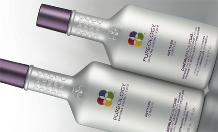 Pureology Dandruff Scalp Cure Shampoo And Conditioner