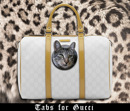 Tabs for Gucci
