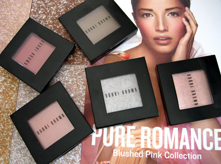 Bobbi Brown Blushed Pink Collection