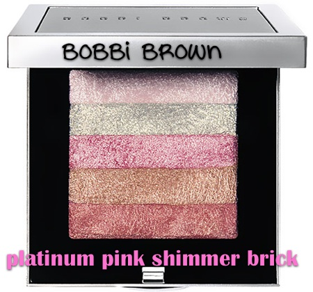 bobbi brown platinum pink shimmer brick