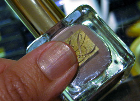estee lauder bronze goddess nail polish