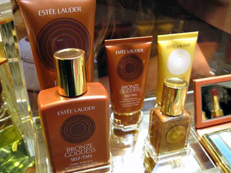 estee lauder bronze goddess self tanning