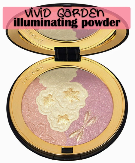 estee lauder garden collection illuminating powder