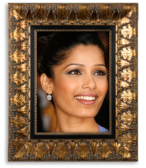 Freida Pinto from the 2009 SAG Awards