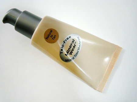 Mineral Tinted Moisturizer