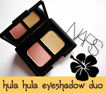 NARS Hula Hula Eyeshadow Duo