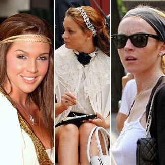 Fun Ways to Wear Headbands