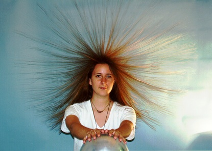 How To Banish Hair Static