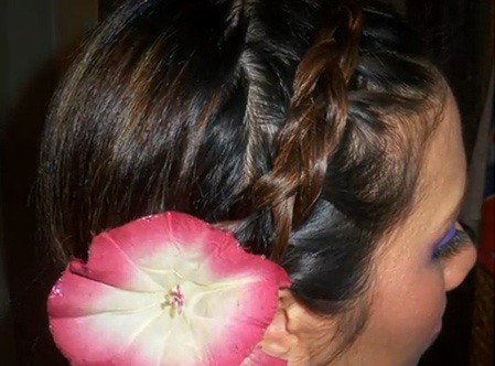 Lauren Conrad Messy Updo. Lauren Conrad Updo Part 2
