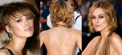 Copy Keira Knightly's Bob