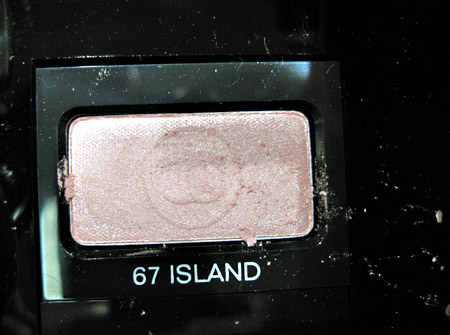 Chanel Cote DAzur Collection Summer 2009 Soft Touch Eyeshadow Island 9