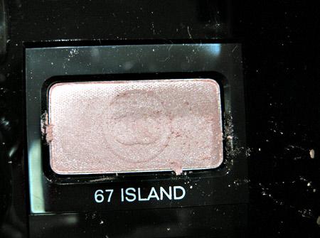 Chanel Cote DAzur Collection Summer 2009 Soft Touch Eyeshadow Island 9