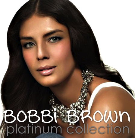 Bobbi Brown Platinum Collection Model