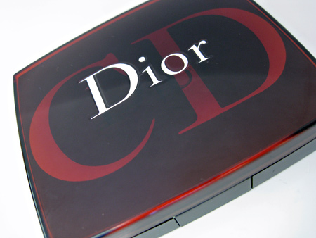 dior cristal collection coral riviera blush closed