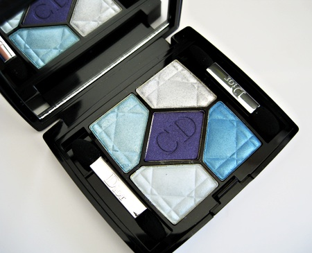 dior electric lights palette