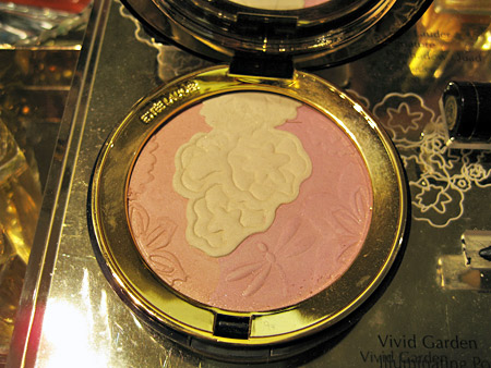 estee lauder vivid garden illuminating powder