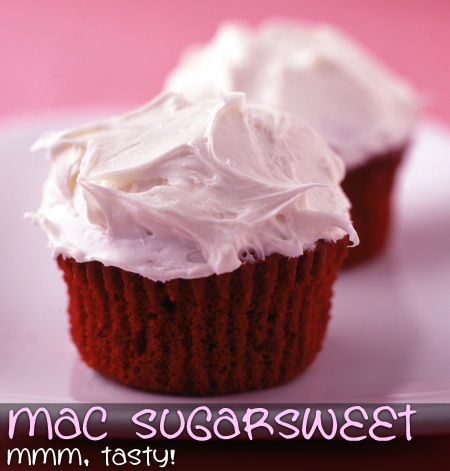 MAC Sugarsweet MAC Cosmetics Swatches