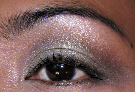 mac sugarsweet eye