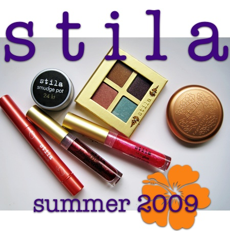 Stila Indian Summer 2009 all