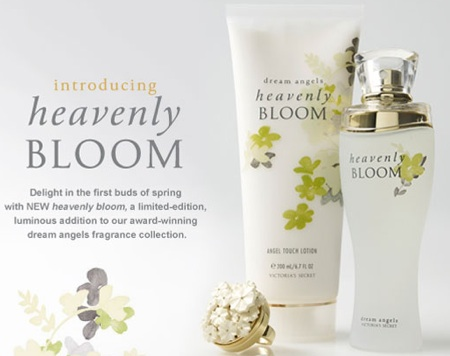 Victorias Secret heavenly bloom