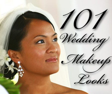 101 wedding makeup looks