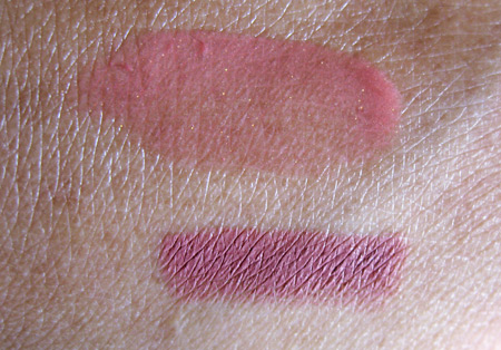 cargo belize urban decay naked swatches