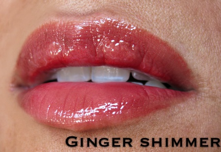 chanel aqualumiere gloss ginger shimmer