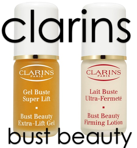 clarins bust beauty