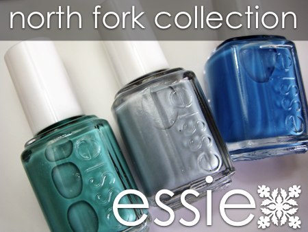 essie north fork collection summer 2009