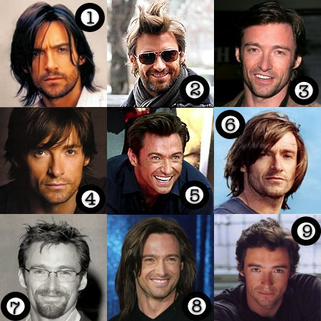 hugh jackman hair poll