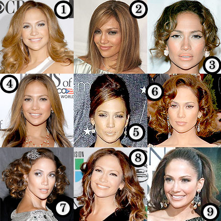 Jennifer Lopez: Her Best Hair?