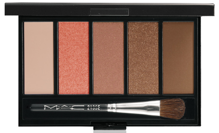 mac cosmetics neutral eyes palette
