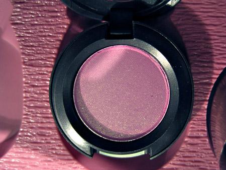 mac rose romance creme de violet