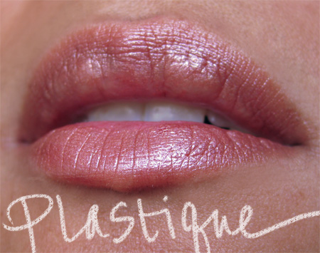 mac trip neutral lips plastique