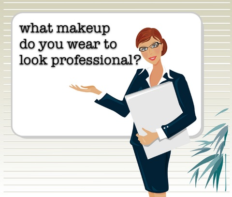 makeup and beauty blog what makeup do you wear to look professional