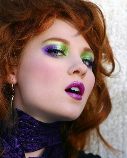 80s Eye Makeup Images u0026 Pictures - Becuo