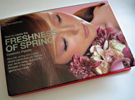 sonia kashuk freshness of spring palette 1