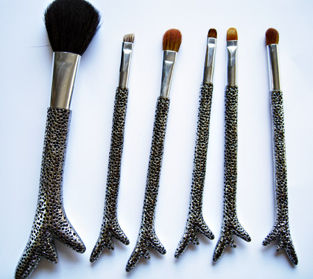 sonia kashuk hidden treasure brush set all brushes