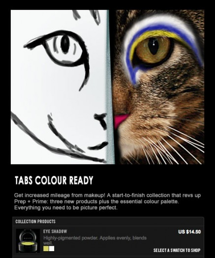 The Tabs Colour Ready Collection
