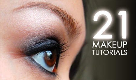 21 Makeup Tutorials